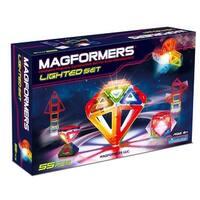 Magformers Lighted Set - Multi