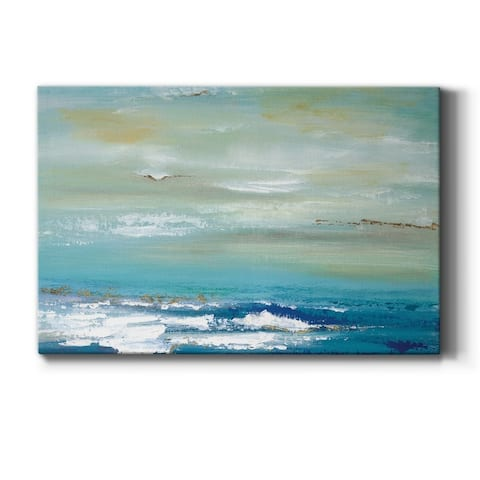 Distant Horizon Premium Gallery Wrapped Canvas - Ready to Hang