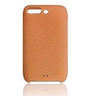 Silicone Phone Case Protector Orange for iPod Touch 3