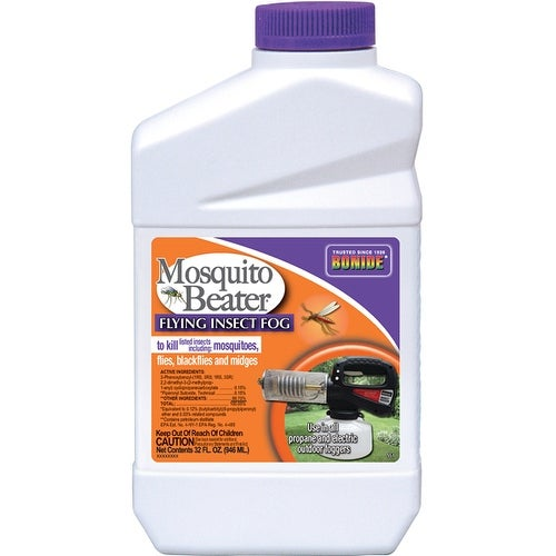 Bonide 551 Mosquito Beater Flying Insect Fog, 1 Quart