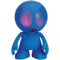 Supersonic Bluetooth Alien Portable Speaker (blue)