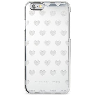 Michael Kors Womens I Love Mom Cell Phone Case iPhone 6 Hearts