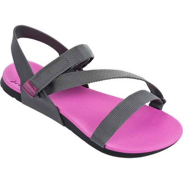 b826a444e976 Shop Rider Women s RX Ankle Strap Sandal Black Pink Grey - On Sale - Free  Shipping On Orders Over  45 - Overstock.com - 14667546