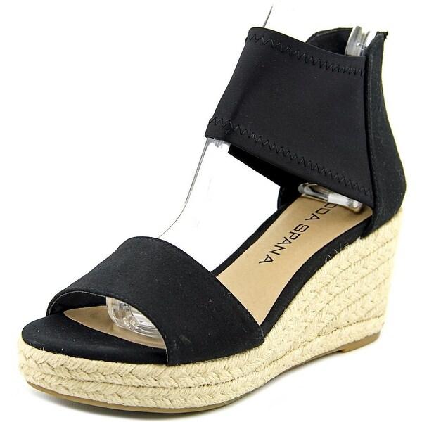 Moda Spana Kacy Black Sandals