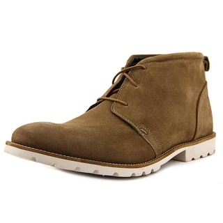 Rockport Charson Men Round Toe Suede Chukka Boot