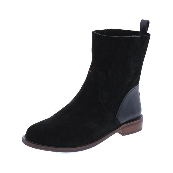 ED Ellen DeGeneres Womens Zayden Ankle Boots Round Toe Casual - 6 medium (b,m)