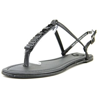 Madeline Aubree Women Open Toe Synthetic Thong Sandal