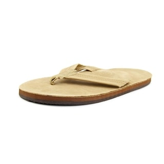 Rainbow Eco Open Toe Leather Flip Flop Sandal