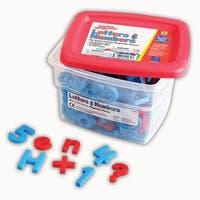 Alpha And Mathmagnets Coded 214-Pk