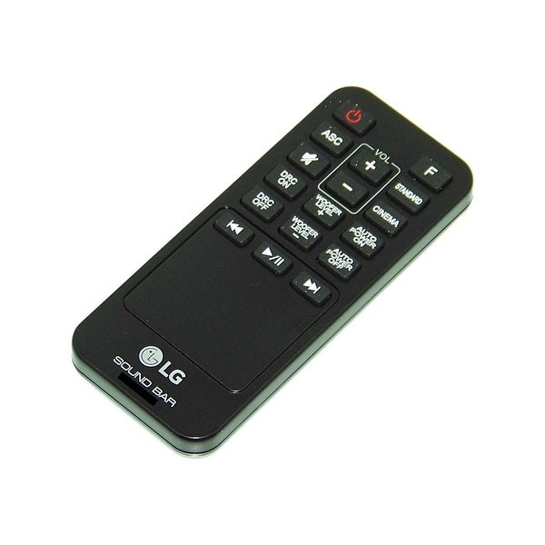 OEM LG Remote Control Originally Shipped With: SH2