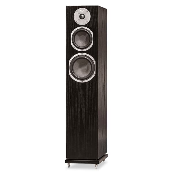 Shop Klh Quincy 3 Way Floorstanding Speaker Each Overstock
