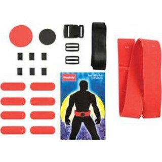 Red - Simplicity Super Hero Utility Belt Kit