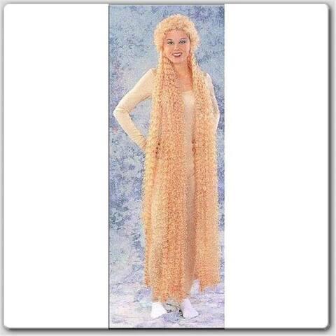RG Costumes 60023 Godiva Wig - Blonde - Size Adult
