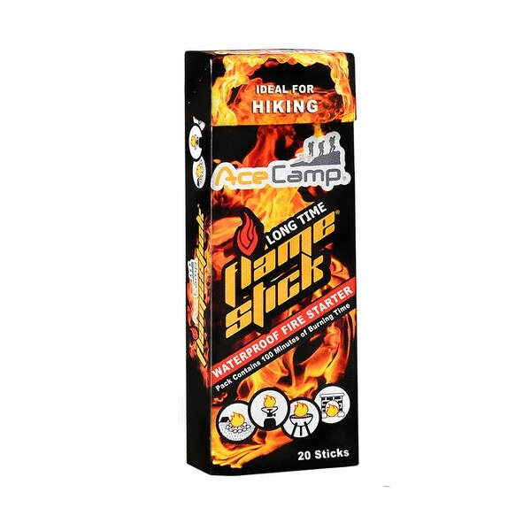 AceCamp Flamestick (20 pcs/pack)