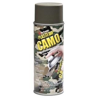Performix 11217-6 Plasti-Dip Camo Rubber Coating Spray, Green, 11 Oz.