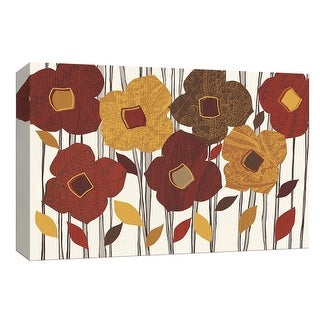 """PTM Images 9-153915  PTM Canvas Collection 8"""" x 10"""" - """"Spice It Up"""" Giclee Flowers Art Print on Canvas"""