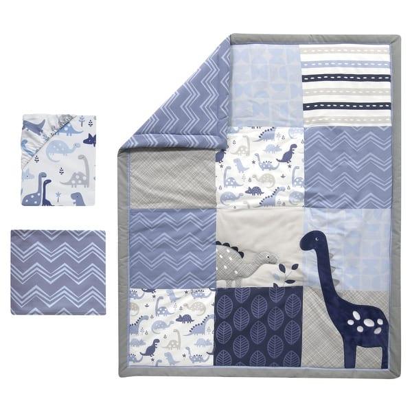 Piece Nursery Baby Crib Bedding Set