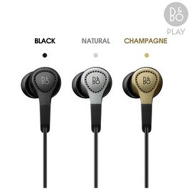 B&O PLAY by Bang & Olufsen Beoplay H3 2nd Generation In-Ear Earphone Headphone with Microphone