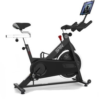 Link to Spinner L5 Spin Bike, 36lb FlyWheel, Chain-Drive Indoor Bike w/ Tablet Mount Similar Items in Cycling Equipment
