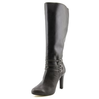 INC International Concepts Brookey Wide Calf Women Synthetic Knee High Boot