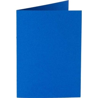 Aqua Blue - Papicolor A6 Folded Cards 6/Pkg