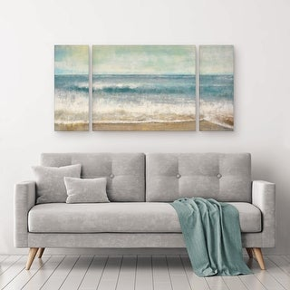 Link to Copper Grove 'Beach Memories' by Norman Wyatt Jr. Wrapped Canvas Art Similar Items in Art Prints