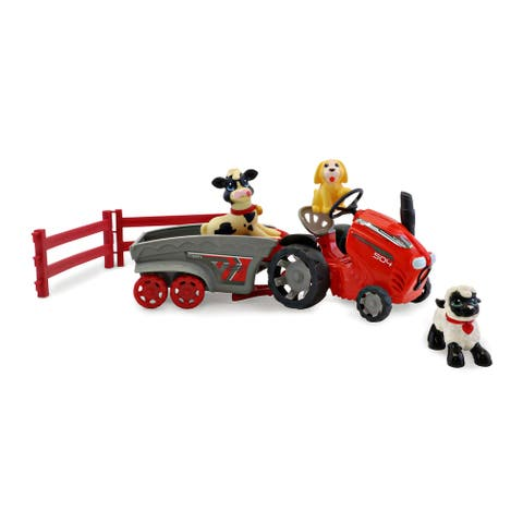 Animal Acres Tractor