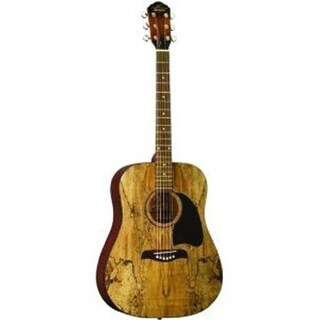 Oscar Schmidt Acoustic Spalted Maple