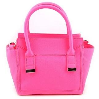 Danielle Nicole Alia Mini Satchel Women Synthetic Pink Satchel