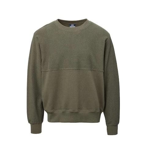 Holden French Terry Reverse Panel Crewneck Sweatshirt