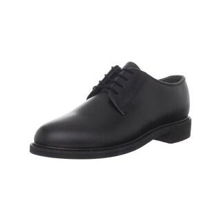 Bates Womens Derby Shoes Leather Uniform