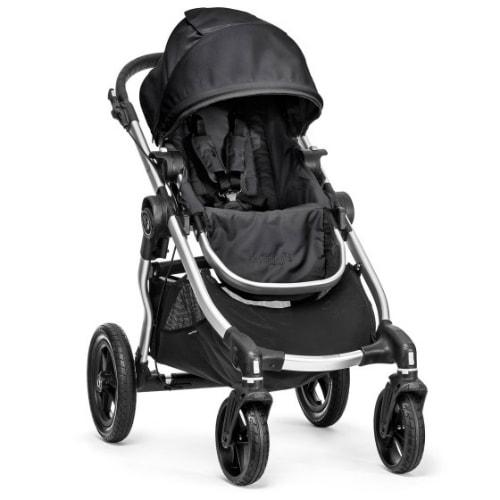 Baby Jogger City Select Single - Onyx Baby Stroller