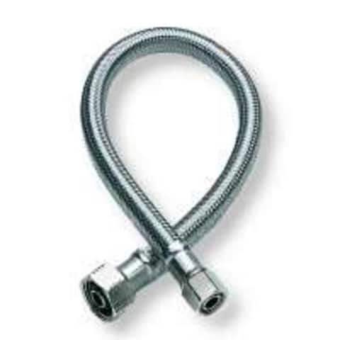 Fluidmaster B3F30 No-Burst Stainless Steel Faucet Connector, 30""