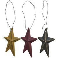 Whimsy Hanging Star, Asst.