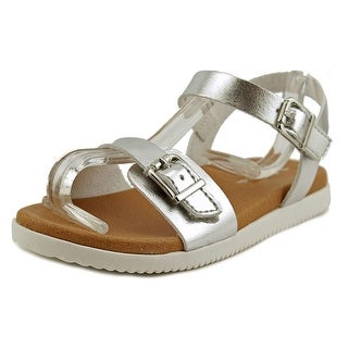 Nina Kids Jacklin Open Toe Leather Sandals