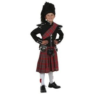 Child Scottish Costume