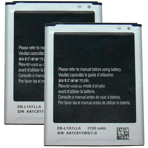 New Replacement Battery For SAMSUNG SPH-L300 Phone Model ( 2 Pack )