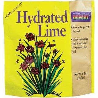 Bonide 978 Hydrated Lime, 5 lbs