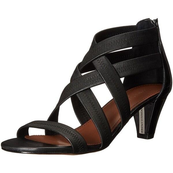 Donald J Pliner Womens Vida Open Toe Casual Strappy Sandals