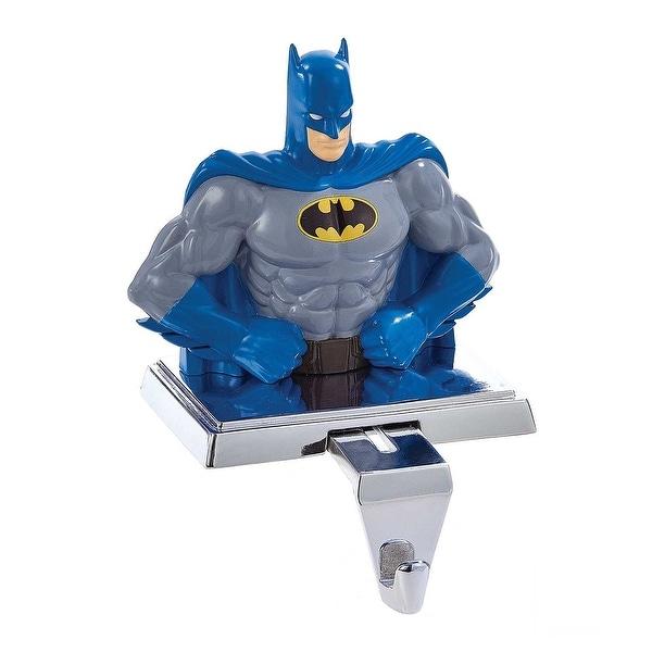 "DC Comics Batman 6"" Stocking Holder with Retractable Hook"