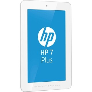"Manufacturer Refurbished - HP 7 Plus 1301 7"" Tablet Allwinner A31 ARM Cortex A7 1.0GHz 1GB 8GB Android 4.2"