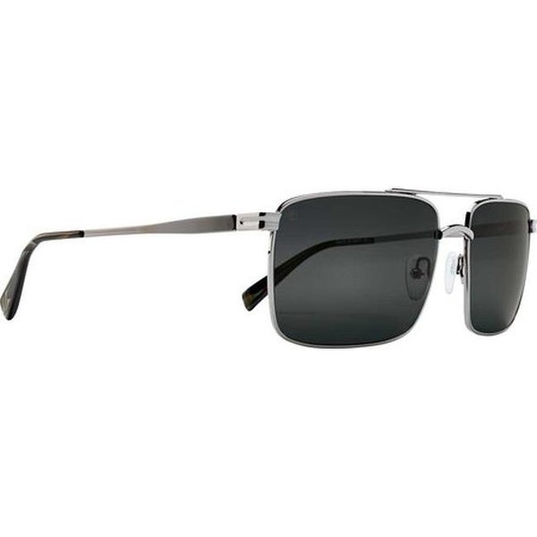 ade45d15bb30 Kaenon Knolls Polarized Sunglasses Gunmetal Blue Tortoise Grey - US One  Size (Size