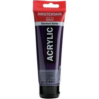Amsterdam Standard Acrylic Paint 120Ml-Permanent Blue Violet