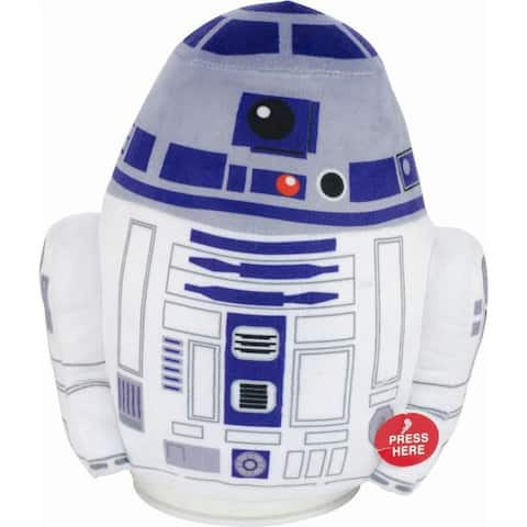 Star Wars Plush Action BumpNGo FXD - R2D2 - Blue