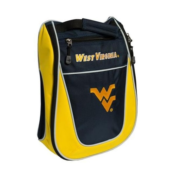 187d74e13f3 Shop Team Golf 637556256829 West Virginia Mountaineers Golf Shoe Bag - Free  Shipping On Orders Over $45 - Overstock - 23996407