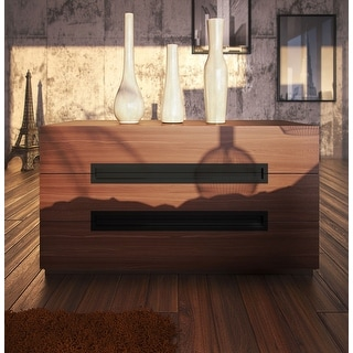 Link to Monroe Dresser in Walnut Similar Items in Dressers & Chests