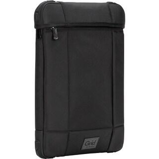 """Targus TSS847 Targus vertical TSS847 Carrying Case (Sleeve) for 12.1"""" Notebook - Grid Black"""