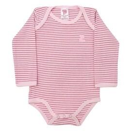 Baby Bodysuit Unisex Infants Striped Onesie Style Pulla Bulla Sizes 0-18 Months