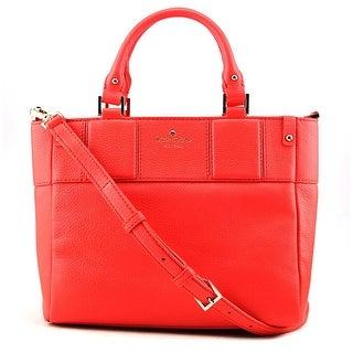 Kate Spade Gillian Women Leather Pink Satchel