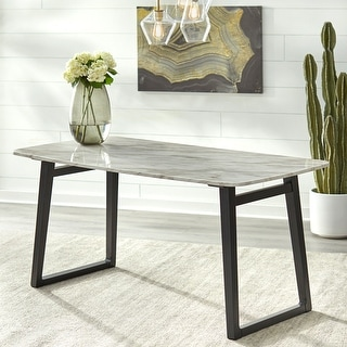 Link to Lifestorey Lowry Dining Table Similar Items in Dining Room & Bar Furniture